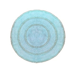 """Link to Bloomfield Round shape Bath Rug 28"""" Similar Items in Bath Mats & Rugs"""