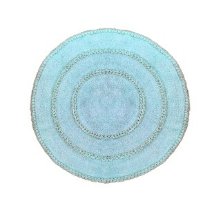 "Bloomfield Bath Rug Round 28""x28"" (More options available)"