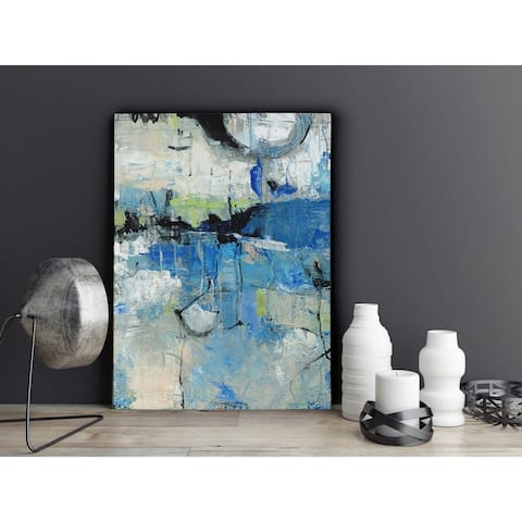 Spontaneous II - Premium Gallery Wrapped Canvas