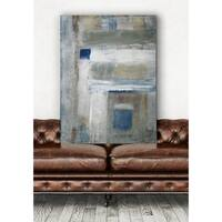 Tribeca I - Premium Gallery Wrapped Canvas