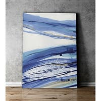 Waterfall I - Premium Gallery Wrapped Canvas