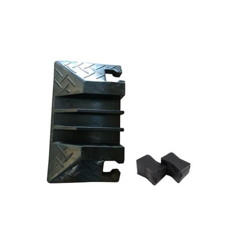Pyle Cable Ramp End Caps Finish Pieces (For Pyle Model: PCBLCO105)