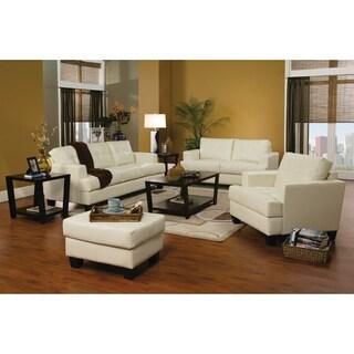 Samuel Transitional 2-piece Living Room Set