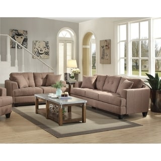 Samuel 2-piece Living Room Set