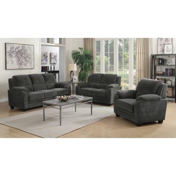 Northend 2 Piece Living Room Set Sofa And Loveseat Set Free