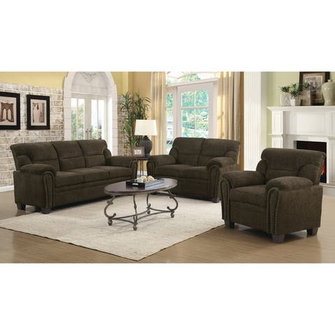 Clemintine 3-piece Living Room Set