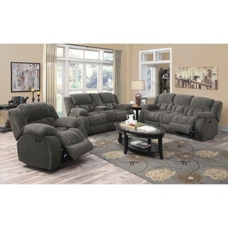 Weissman 3-piece Living Room Set - N/A