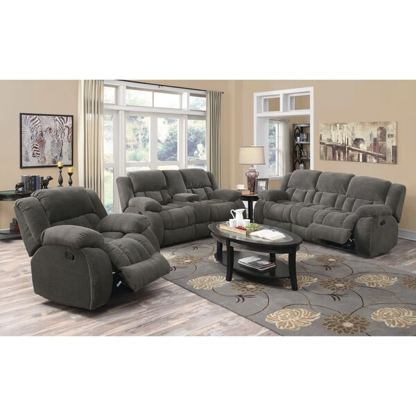 Shop Weissman 3-piece Living Room Set