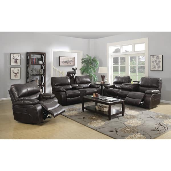 Shop Willemse 3 Piece Reclining Living Room Set On Sale