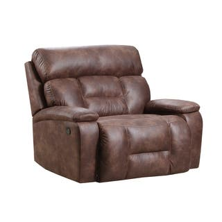 Leather Recliner Chairs Amp Rocking Recliners For Less