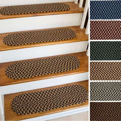 Rhody Rug Jamestown Indoor/Outdoor Braided Rug