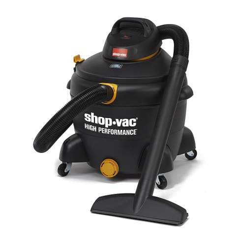 Shop-Vac 16 Gallon 6.5 Peak HP SVX2 High Performance Wet / Dry Vacuum