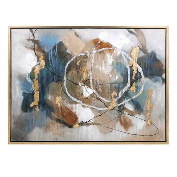 Voguish Wall Decor With Frame