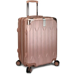 """Traveler's Choice Bell Weather Expandable 24"""" Spinner Luggage (2 options available)"""