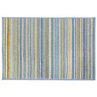 Modern Stripes Rug Blue - 2' x 3'
