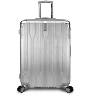 "Traveler's Choice Bell Weather Expandable 28"" Spinner Luggage"