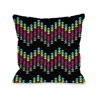 Ziggy Triangle  Pillow by OBC
