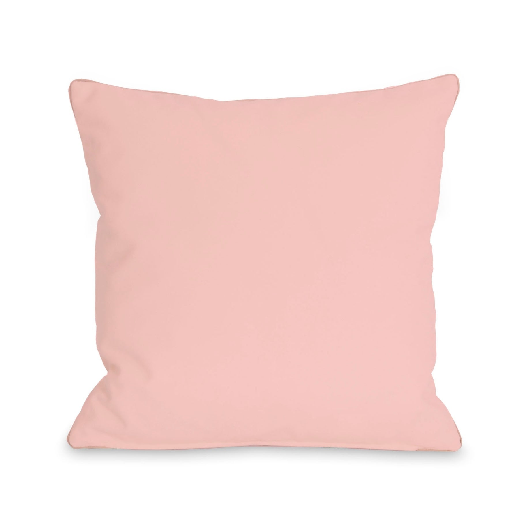 Solid Dusty Pink Pillow By Obc Overstock 21867364
