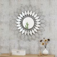 Alioth Glam Wall Mirror by Christopher Knight Home