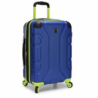 U.S. Traveler Sky High 22-inch Expandable Carry On Hardside Spinner Suitcase