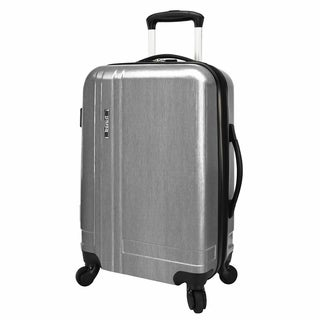 U.S. Traveler 20-inch Carry On Expandable Hardside Spinner Suitcase