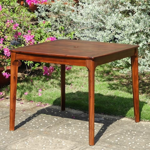 International Caravan Highland 36-inch Dining Table