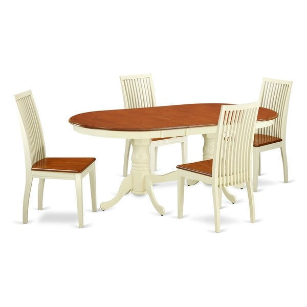 1 Table & 4 Chairs In A