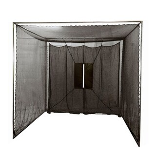 Cimarron Sports 10x10x10 Masters Golf Net with Complete Frame