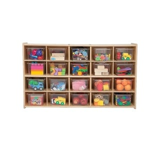 Contender C14501 20 Tray Storage with Translucent Trays