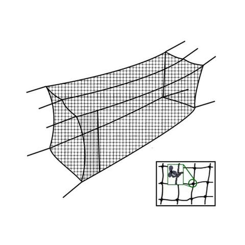 Cimarron Sports 70x14x12 No 36 Twisted Poly Outdoor Batting Cage Net Only