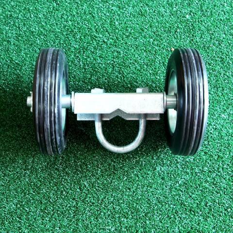 "Cimarron Sports Frame Wheels for 2"" Frame - 2 Per Set"