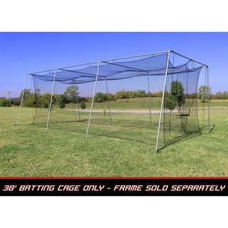 Cimarron Sports 30x12x10 No 24 Polyethylene Batting Cage Net Only