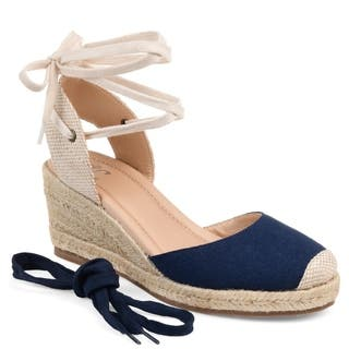 78c0e59f62b Buy Blue Women s Wedges Online at Overstock