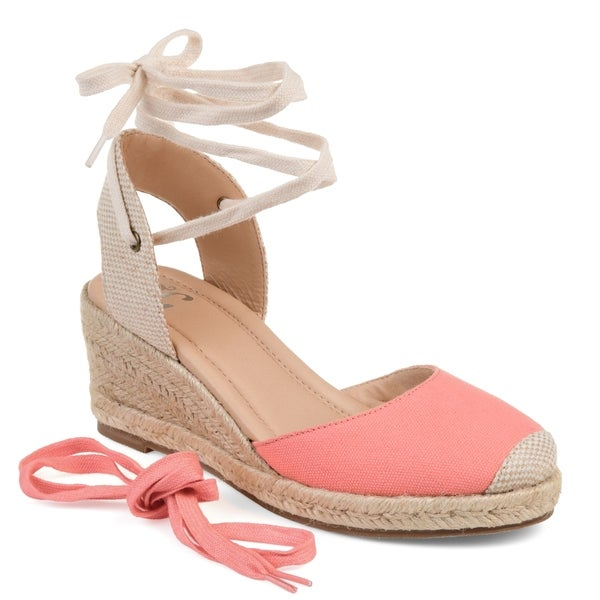 d020f43438f4 Shop Journee Collection Women s Comfort Monte Wedge - On Sale - Free ...