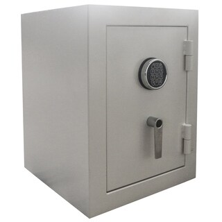 Buffalo Outdoor Jewelry Safe with Electronic Lock - Beige