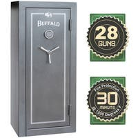 Buffalo 28 Firearm Electric Lock Fire Resistant Safe