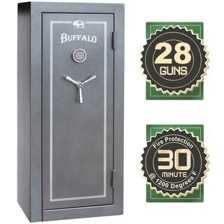 Buffalo 28 Firearm Electric Lock Fire Resistant Safe