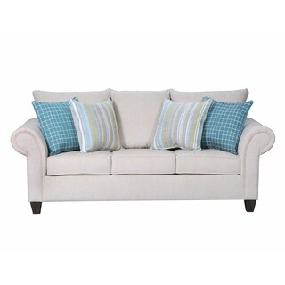 Simmons Upholstery Brando Platinum Full Sleeper