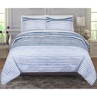 Nouvelle Home Layered Paint Cotton Comforter Set
