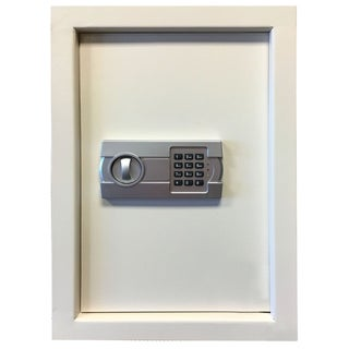Sportsman Series Wall Safe with Electronic Lock - Beige