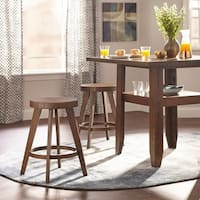 Simple Living Woodward 24-inch Stool (Set of 2 )
