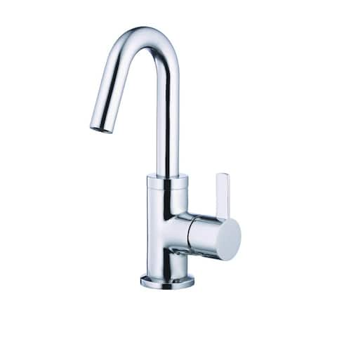 Gerber Amalfi Single Handle Lavatory Faucet, 1.2gpm D222530 Chrome