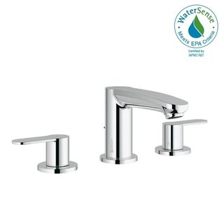 """Grohe Eurostyle Cosmopolitan 8"""" Widespread Two-Handle Bathroom Faucet S-Size 2020900A StarLight Chrome"""