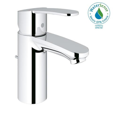 Grohe Eurostyle Cosmopolitan S-Size Bathroom Faucet with Fixed Spout