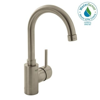 Grohe Concetto Single-Handle Bathroom Faucet 32138ENA Brushed Nickel