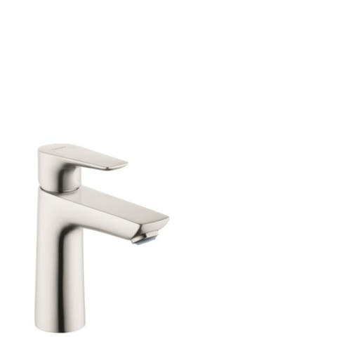 Hansgrohe Talis E 110 Single-Hole Faucet, 1.2 GPM 71710821 Brushed Nickel
