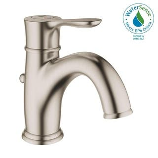 Grohe Parkfield Single-Handle Bathroom Faucet 23305ENA Brushed Nickel