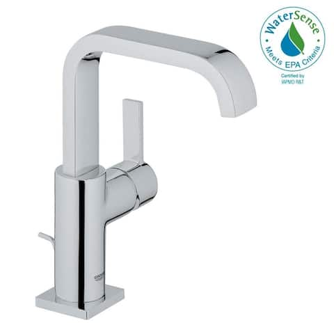 Grohe Allure L-Size Bathroom Faucet with Fixed Spout
