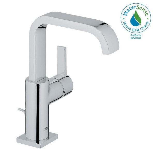 Grohe Allure Bathroom Faucet: Shop Grohe Allure Single-Handle Bathroom Faucet L-Size