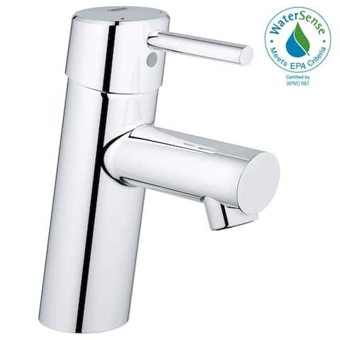 Grohe Concetto S-Size Bathroom Faucet with Fixed Spout